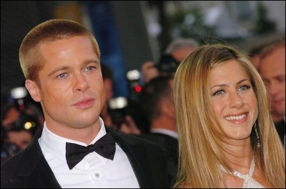 "<p>After seven years together, Brad Pitt and Jennifer Aniston <a href=""http://www.usmagazine.com/celebrity-news/news/relive-jennifer-aniston-brad-pitts-2005-split-w441192"" rel=""nofollow noopener"" target=""_blank"" data-ylk=""slk:announced in a statement"" class=""link rapid-noclick-resp"">announced in a statement</a> in January 2005 that they were calling it quits. At the time, rumors were already swirling that Pitt had an affair with Angelina Jolie while filming their movie <em>Mr. and Mrs. Smith</em> the previous year. <a href=""http://www.elle.com/culture/celebrities/news/a39398/brad-pitt-and-angelina-jolie-romance-timeline/"" rel=""nofollow noopener"" target=""_blank"" data-ylk=""slk:Photos taken"" class=""link rapid-noclick-resp"">Photos taken</a> of the two vacationing together in the summer of '05 make it clear that they were very much together. Thus began years and years of tabloid magazine covers declaring how horribly lonely it is to be Jennifer Aniston.</p>"