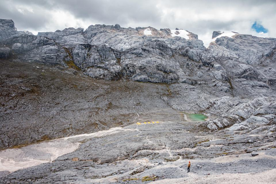 Puncak Jaya is the highest mountain in Indonesia – and its glacier is receding fast (Getty Images/iStockphoto)