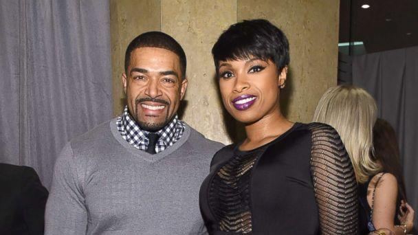 PHOTO: David Otunga and Jennifer Hudson attend the Pre-GRAMMY Gala and Salute To Industry Icons honoring Martin Bandier Feb. 7, 2015 in Los Angeles. (Larry Busacca/Getty Images)
