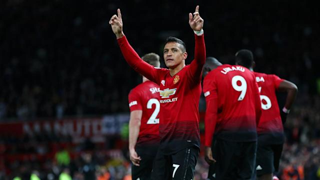 Manchester United forward Alexis Sanchez is determined to fulfil his Champions League dream at Old Trafford.