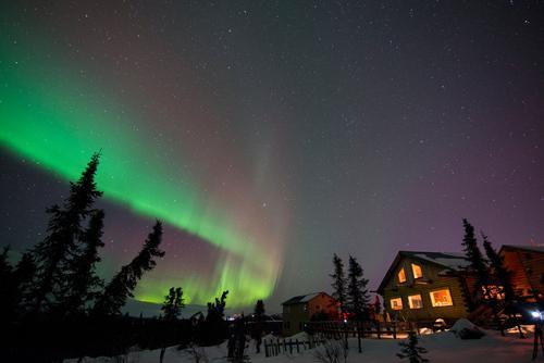 Northern Lights And Craft Beeru2014Thursday Night In Fairbanks, Alaska Ideas