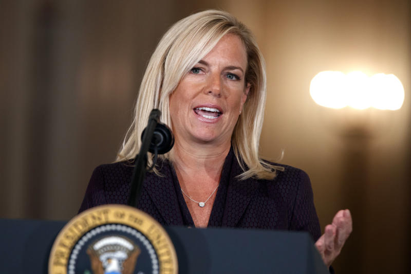 Trump expected to tap Kirstjen Nielsen to lead Department of Homeland Security