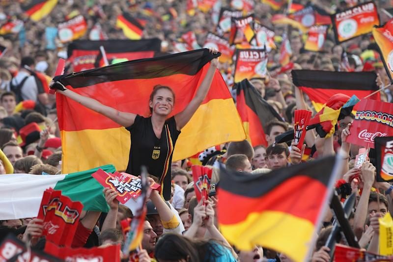 Germany Is Only Interested In Saving Itself