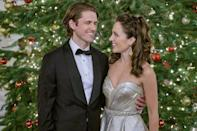 <p>Broadway stars Laura Osnes and Aaron Tveit star in this one, as a small town single woman and the stranger she puts up in her home (along with his mother) during some bad winter weather. Of course, Anna doesn't realize that they're actually royals, and that they'll be having their first cozy, family Christmas... maybe ever.</p>