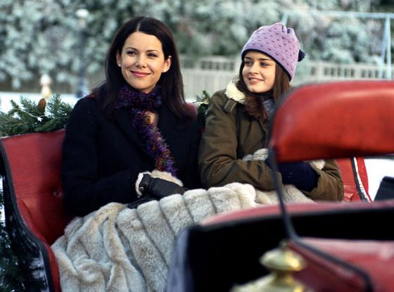 "OMG: The ""Gilmore Girls"" are getting their own ice cream flavor and you can help pick what it is"