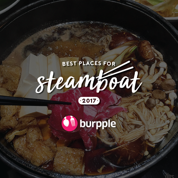 Best Places for Steamboat in Singapore 2017