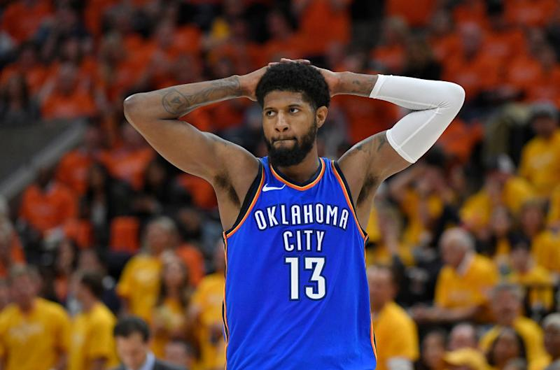 Paul George Would've Signed With LAL if not for OKC Trade