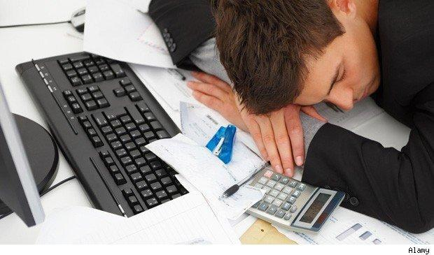 Killing your promotions chances by sleeping on the job