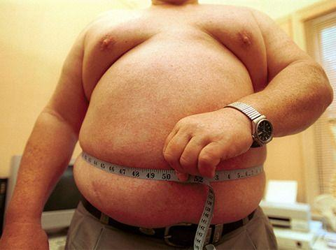Australians are getting fatter at a rate faster than anywhere in the world, a new study find. Image courtesy of Getty Images