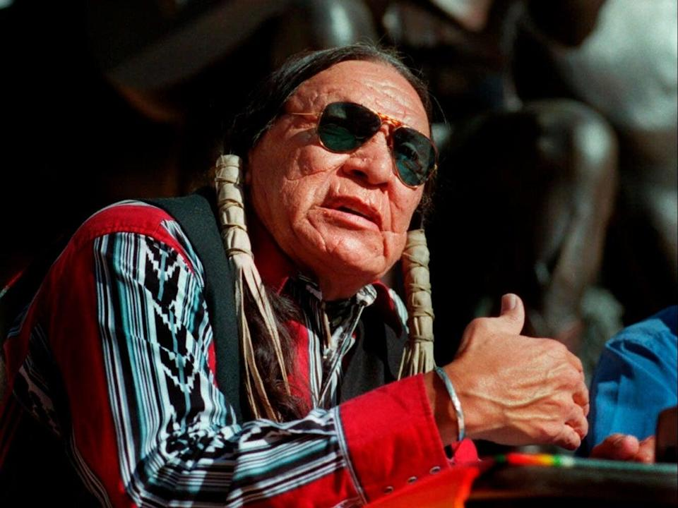 Saginaw Grant (Copyright 2021 The Associated Press. All rights reserved.)