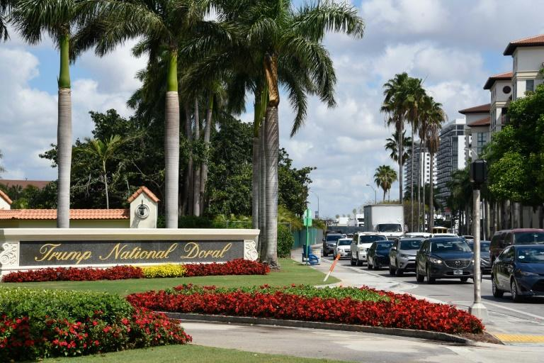 Critics say President Donald Trump's move to host next year's G7 summit at his Trump National Doral Golf Club in Miami, pictured, violates rules designed to shield a US leader from outside influence