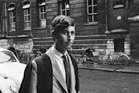<p>Prince Charles starts his term at Trinity College in October. He'd study archaeology and physical and social anthropology in his first year course.</p>
