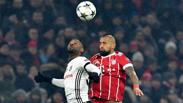 The Bundesliga champions could be this season's dark horses for the Champions League as they kick-off their last 16 tie - follow the action LIVE!