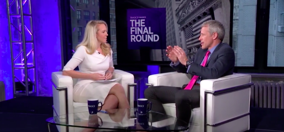Former hedge fund manager Whitney Tilson speaks to Yahoo Finance's Julia La Roche about his new business, Kase Learning.