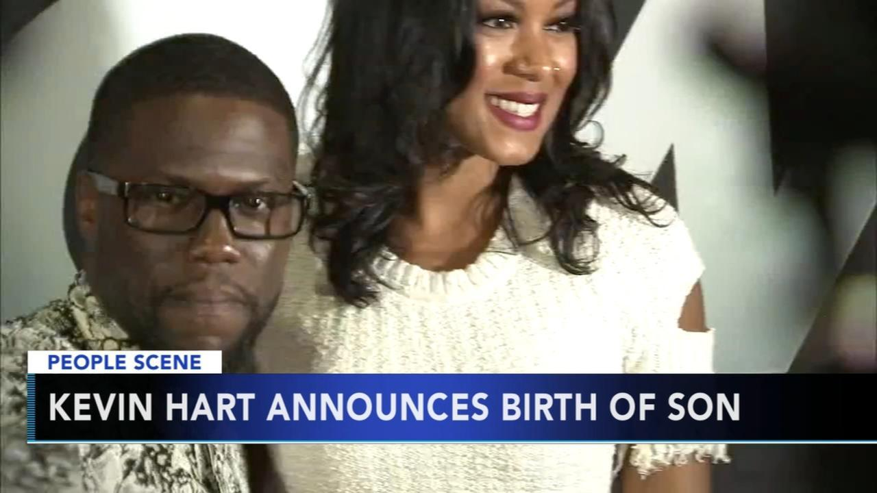 Philadelphia native and superstar comedian Kevin Hart is a third time dad.