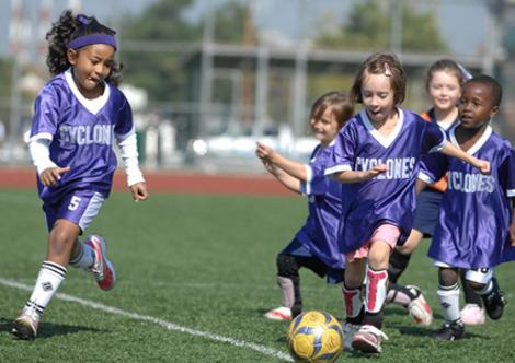 Fostering Creativity in Young Athletes