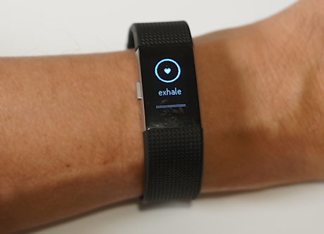 Biofeedback comes to your wrist.