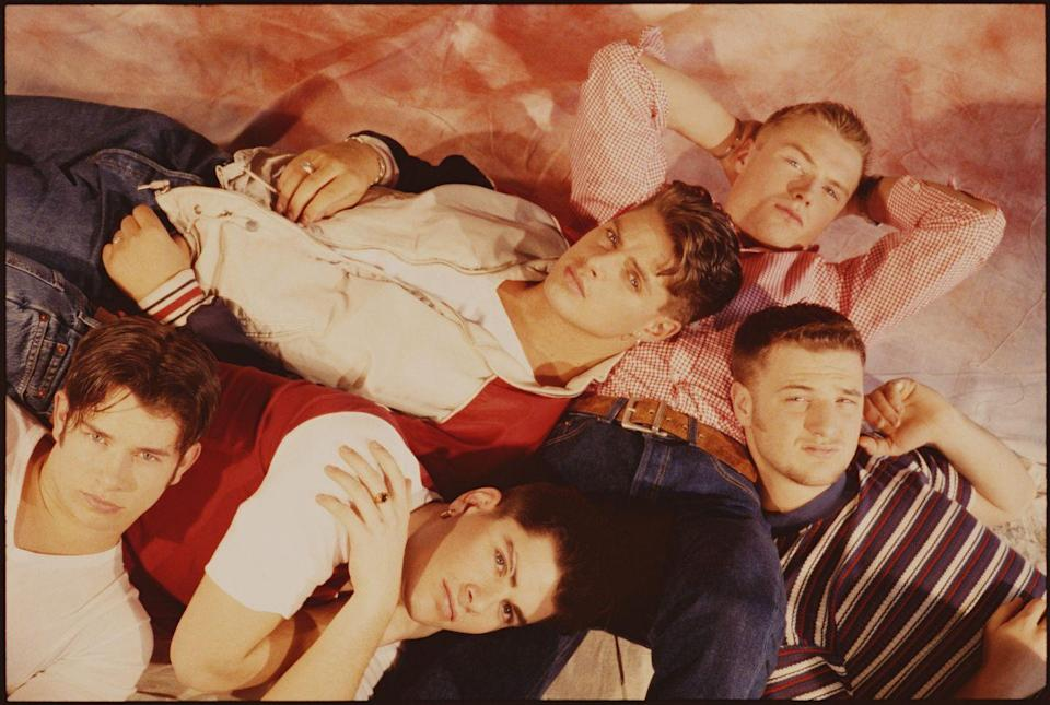 """<p>Boyzone was an Irish boy band whose lead singer sounded a bit like Christopher Cross and who had a very catchy hit single with """"Picture of You"""" back in 1997. This is another one of the boy bands that was much bigger in Europe than in the U.S., but member Ronan Keating is still a celeb across the pond for his music and philanthropy (also, we assume, his designation as a stone cold fox). </p>"""
