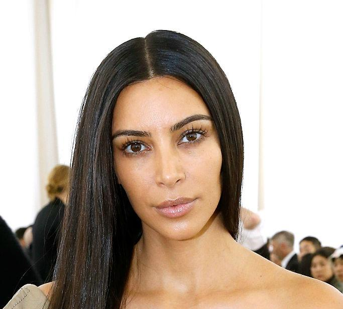 Kim Kardashian just returned to social media — but not in the way that you would think
