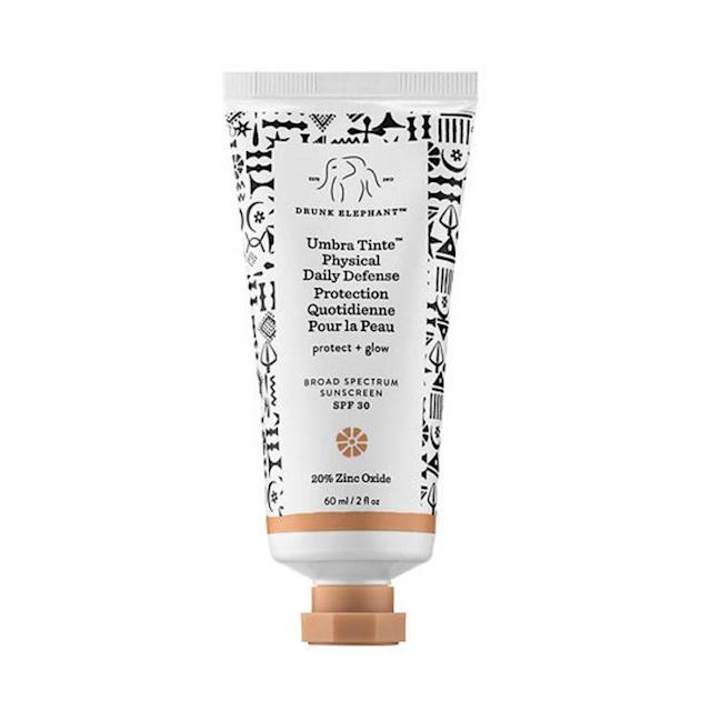 Drunk Elephant Umbra Tinte Physical Daily Defense SPF 30 (Photo: Drunk Elephant)