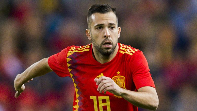 Alba returns to Spain squad as Luis Enrique bows to pressure
