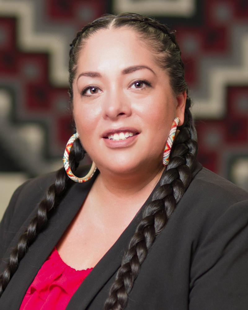Image: Abigail Echo-Hawk, a Pawnee tribal member, is chief research officer for the Seattle Indian Health Board. (Seattle Indian Health Board)