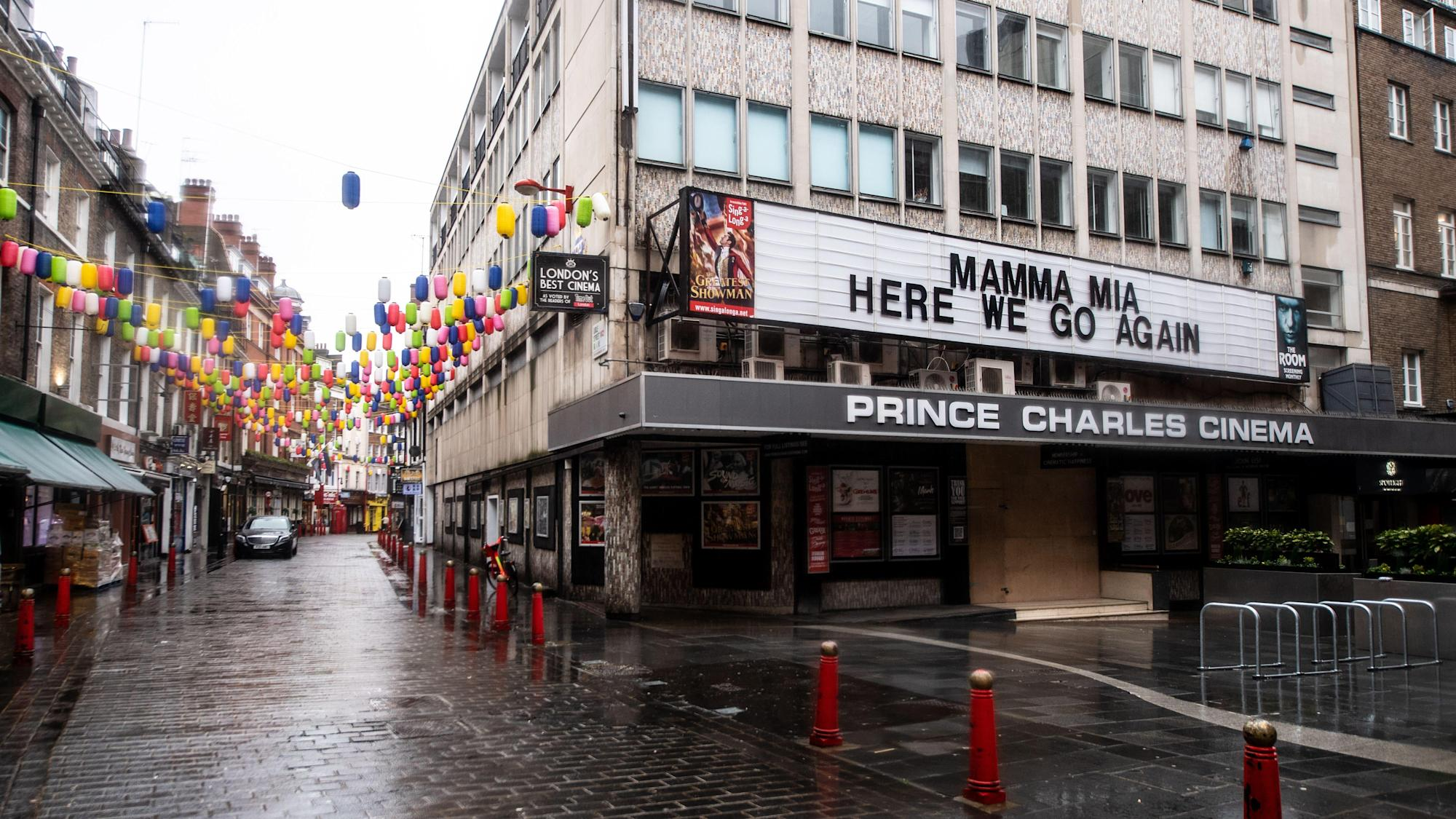Cinema 'slightly bruised but raring to go' as lockdown restrictions ease