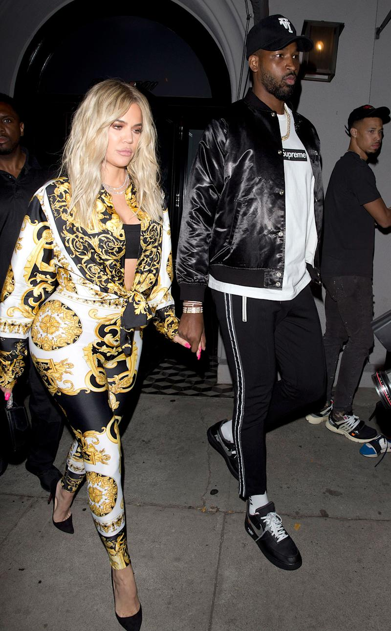 Khloé Kardashian 'Doesn't Talk' About Tristan Thompson — But That Doesn't Mean It's Over