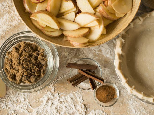 <p>Keeping brown sugar in the freezer will stop it from hardening. But if you already have hardened sugar on your shelf, soften it by sealing in a bag with a slice of fresh bread or an apple — or by microwaving on high for 30 seconds.</p>