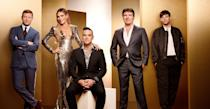 """<p>Cowell was clearly hoping to save the once biggest show on British telly this year by shelling out millions to secure Williams, Field and Tomlinson. But the investment failed to pay off – and quite considerably – as <a rel=""""nofollow"""" href=""""https://uk.news.yahoo.com/x-factor-suffers-lowest-ratings-history-163649055.html"""" data-ylk=""""slk:this series saw the lowest X Factor viewer ratings in its 15 year history;outcm:mb_qualified_link;_E:mb_qualified_link;ct:story;"""" class=""""link rapid-noclick-resp yahoo-link"""">this series saw the lowest <em>X Factor </em>viewer ratings in its 15 year history</a>. Cowell has brushed off the record low ratings, and says not until will he keep the show going until at least 2022, but he hopes to one day <a rel=""""nofollow"""" href=""""https://uk.news.yahoo.com/strictly-beats-x-factor-ratings-war-5-million-092554598.html"""" data-ylk=""""slk:hand the franchise over to his four-year-old son Eric Cowell;outcm:mb_qualified_link;_E:mb_qualified_link;ct:story;"""" class=""""link rapid-noclick-resp yahoo-link"""">hand the franchise over to his four-year-old son Eric Cowell</a>. </p>"""