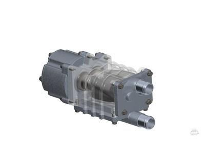 EATON'S ELECTRICALLY DRIVEN TVS® ROOTS BLOWER