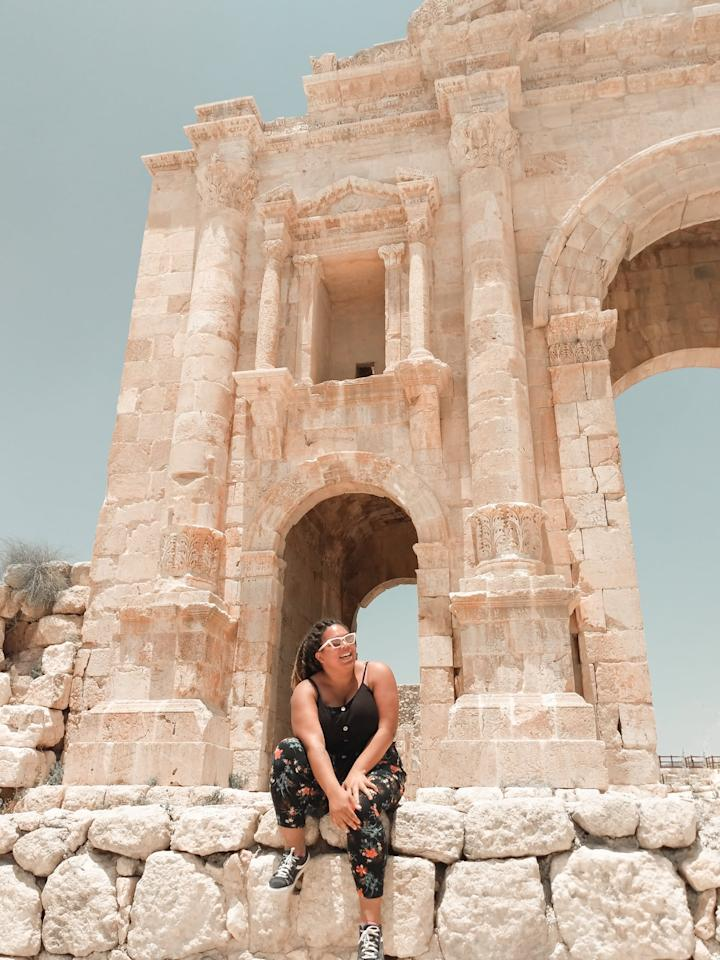 """<p>There's more to Jordan than Petra! The <a href=""""http://international.visitjordan.com/Wheretogo/Jerash.aspx"""" target=""""_blank"""" class=""""ga-track"""" data-ga-category=""""Related"""" data-ga-label=""""http://international.visitjordan.com/Wheretogo/Jerash.aspx"""" data-ga-action=""""In-Line Links"""">Roman Ruins of Jerash</a> is a must-see when visiting the country. This is a great taste of the history that thrives throughout Jordan and shouldn't be skipped if you have time in your itinerary to go.</p>"""