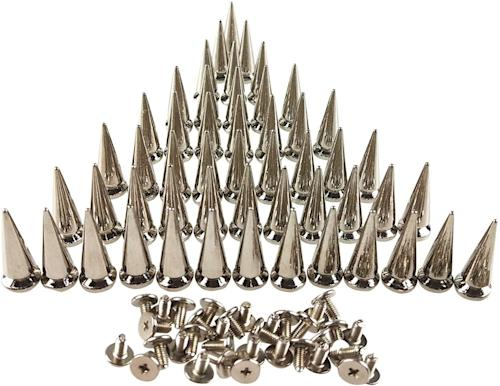 Best Unofficial Lady Gaga Merch - Silver Spikes