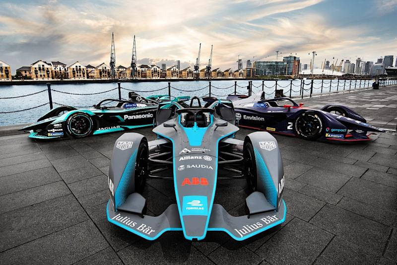 Jaguar: Location key for London race's longevity