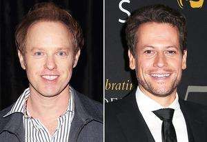 Raphael Sbarge, Ioan Gruffudd | Photo Credits: Michael Bezjian/WireImage/Getty Images; Frederick M. Brown/Getty Images