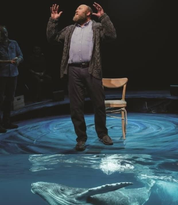 Between Breaths tells the story of a Newfoundland man who rescued more than 500 whales entangled in fishing gear.