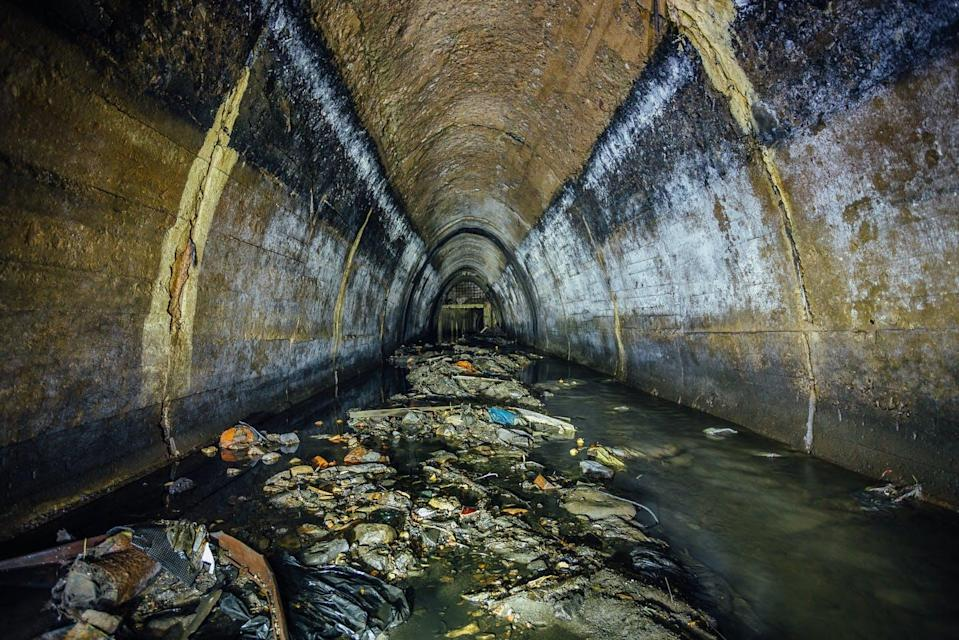 """<span class=""""caption"""">Sewage testing can be used for early detection of disease. </span> <span class=""""attribution""""><span class=""""source"""">(Shutterstock)</span></span>"""