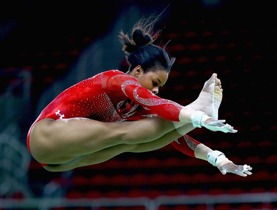 """<p>Since, Douglas has landed a book deal, has her own Barbie doll, and even a Lifetime movie called """"The Gabby Douglas Story."""" (Getty) </p>"""