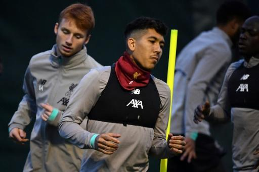 No arm done: Roberto Firmino's armpit was adjudged to be offside in Liverpool's game against Aston Villa