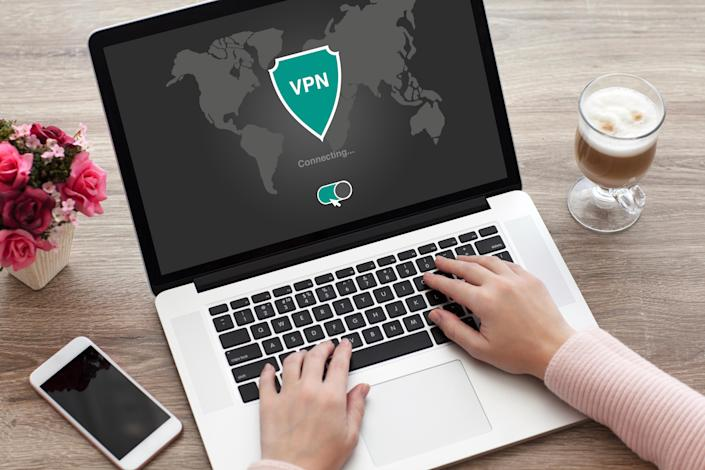 A VPN protects your internet privacy. (Photo: Getty)
