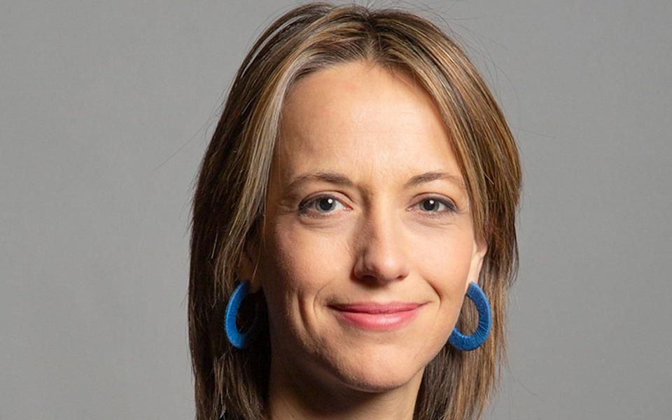 Care Minister Helen Whately - DAVID WOOLFALL