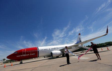 Parent company of British Airways interested in Norwegian