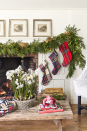 """<p>Blogger Nora Murphy used a few old blankets that had seen better days to make these tartan and fringe stockings. Follow her lead and use worn quilts or Pendleton blankets to make your own. </p><p><a href=""""http://countryliving.com/stocking"""" rel=""""nofollow noopener"""" target=""""_blank"""" data-ylk=""""slk:Get the template."""" class=""""link rapid-noclick-resp""""><strong>Get the template.</strong></a></p><p><strong><strong><a class=""""link rapid-noclick-resp"""" href=""""https://go.redirectingat.com?id=74968X1596630&url=https%3A%2F%2Fwww.llbean.com%2Fllb%2Fshop%2F113080%3Ffeat%3D509902-plalander%26csp%3Df&sref=https%3A%2F%2Fwww.countryliving.com%2Fshopping%2Fg1407%2Fpersonalized-christmas-stockings%2F"""" rel=""""nofollow noopener"""" target=""""_blank"""" data-ylk=""""slk:SHOP PLAID STOCKINGS"""">SHOP PLAID STOCKINGS</a></strong></strong></p>"""