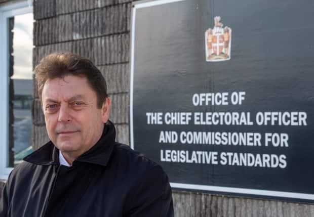 The province's chief electoral officer, Bruce Chaulk, warned of the risks of a shortened campaign for mail-in voting.