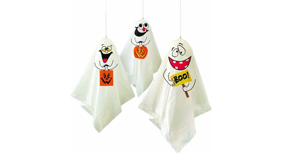 Ghost Halloween Hanging Decorations