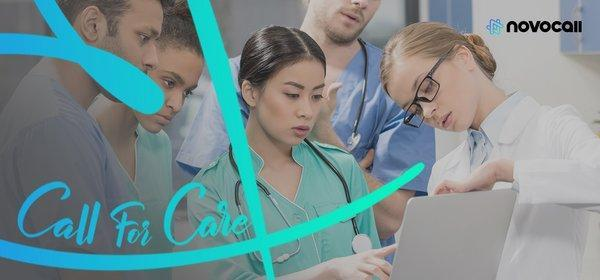 'Call for Care' Initiative Sees Novocall Commit US$100,000 Fund for Healthcare Providers