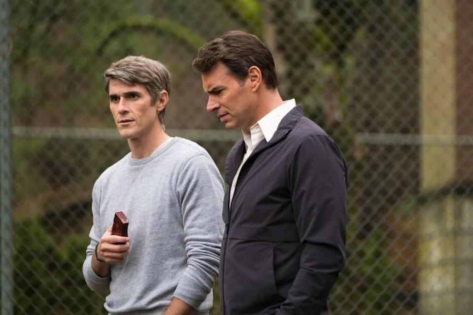 Dave Annable and Scott Foley in 'Final Vision' (Photo: Investigation Discovery)