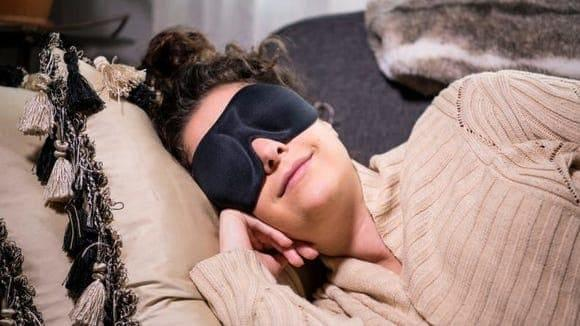 Best affordable gifts that look expensive: Nidra Deep Rest Eye Mask