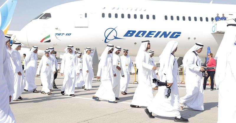 Boeing shares to rally to new record on 'robust demand' for aircraft: Jefferies