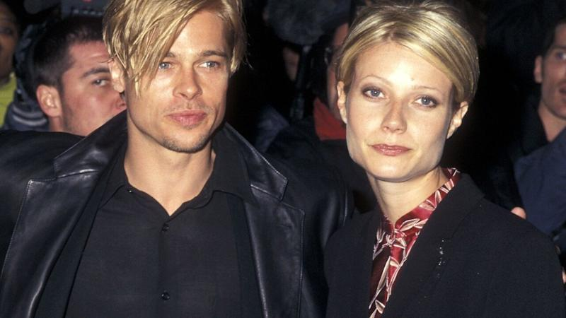 Brad Pitt Opens Up About Defending Gwyneth Paltrow From Harvey Weinstein